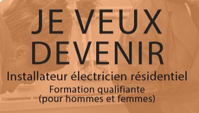 installateur electricien résidentiel